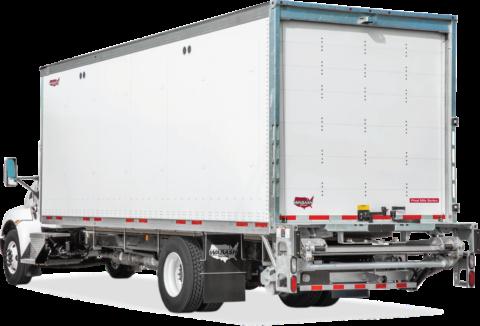 Dry-Freight-truck-Body