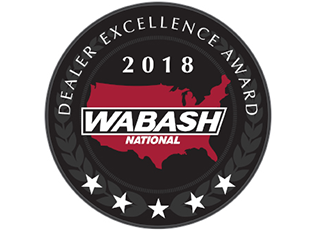 Wabash Canada Recognized as a Five-Star Dealer