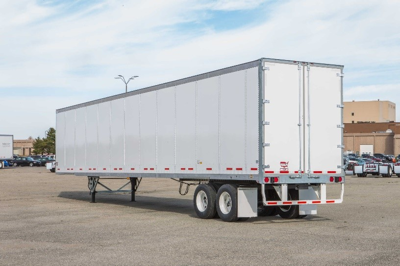 5 Things to Look for When Buying a Dry Van Trailer