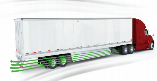 Aerodynamic Solutions Can Extend Your Trailer's Life