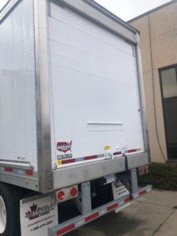 New 32 x 102 Wabash Tandem Axle Refrigerated Pup Vans