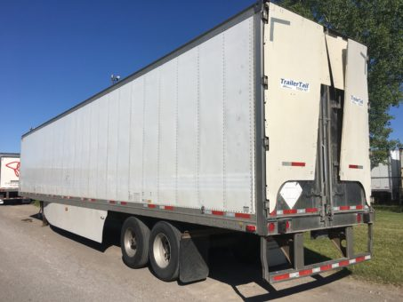 2016 Wabash 53 x 102 Tandem Axle Reefers with Carrier 7300APX Units