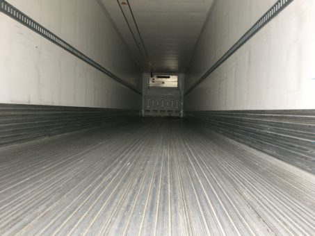 2016 Wabash 53 x 102 Tandem Axle Multi Temp Reefers with Carrier Vector 8600MT Units