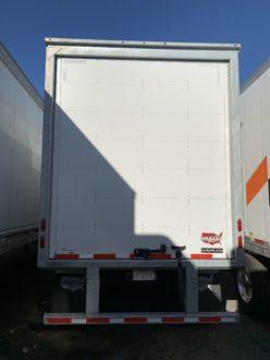 """New 38' x 102"""" Wabash Duraplate Tandem Axle Van with Roll Up Rear Door"""