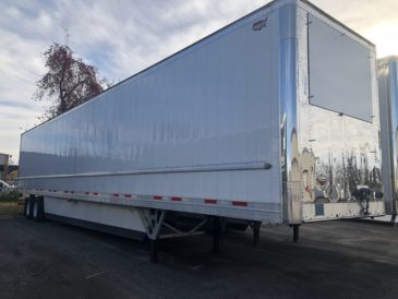 New 53 x 102 Wabash Artic Lite Refrigerated Tandem Axle Insulated Van